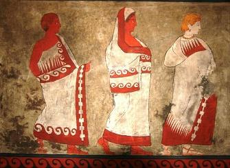 Tombe etrusche di Porano